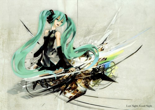 redjuice, INSIDE: redjuicegraphics Works 2008 Winter, Vocaloid, Miku Hatsune, Doujinshi