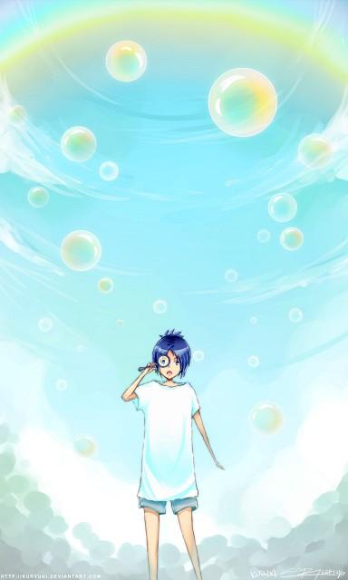 Akira Amano, Katekyo Hitman Reborn!, Mukuro Rokudo, Member Art