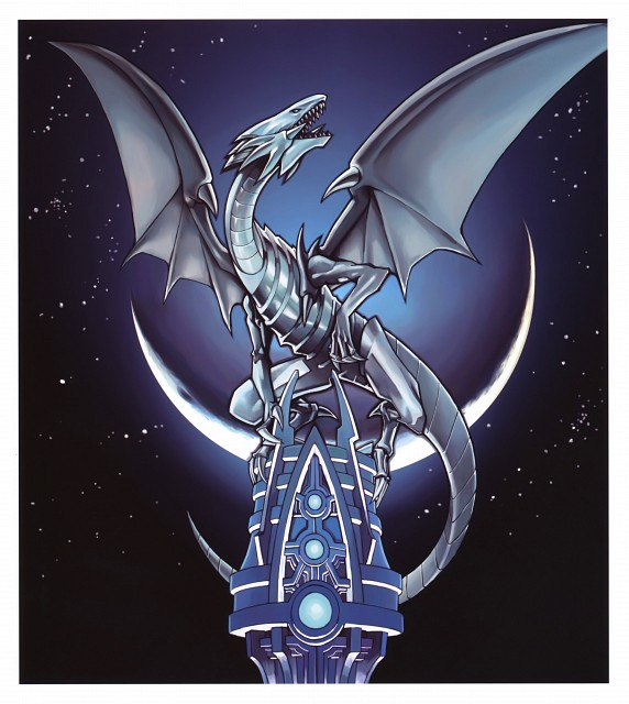 Kazuki Takahashi, Studio Gallop, Yu-Gi-Oh! Duel Monsters, Duel Art - Kazuki Takahashi Yu-Gi-Oh! Illustrations, Blue-Eyes White Dragon