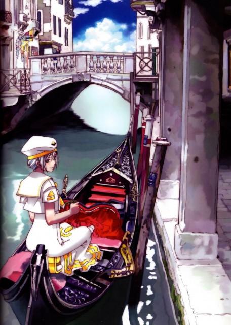Kozue Amano, Aria, Cielo – Kozue Amano Illustration Works 3, Athena Glory