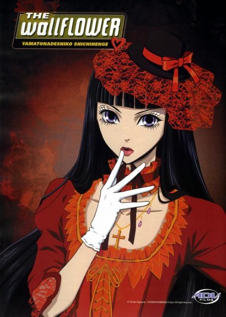 Tomoko Hayakawa, Nippon Animation, The Wallflower, Sunako Nakahara, Newtype Magazine