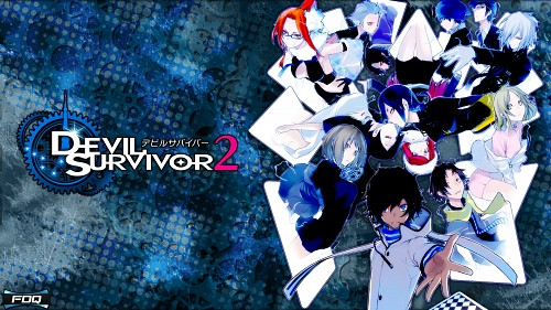 Shin Megami Tensei: Devil Survivor Wallpaper