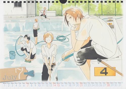 Kiichi Hotta, J.C. Staff, Kimi to Boku, Kimi to Boku Calendar 2013, Shun Matsuoka