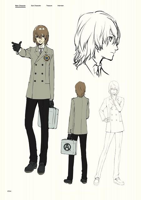 Shigenori Soejima, Atlus, Shin Megami Tensei: Persona 5, Goro Akechi