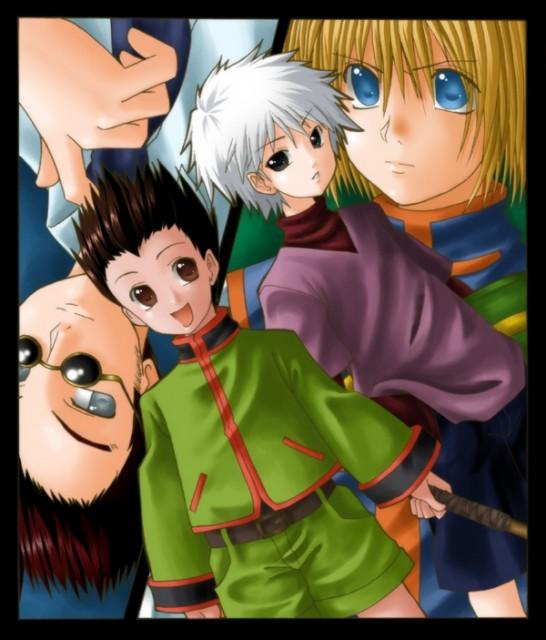 Yoshihiro Togashi, Hunter x Hunter, Leorio, Killua Zaoldyeck, Gon Freecss