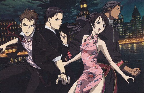 A-1 Pictures, Senkou no Night Raid, Natsume Kagiya, Kazura Iha, Aoi Miyoshi