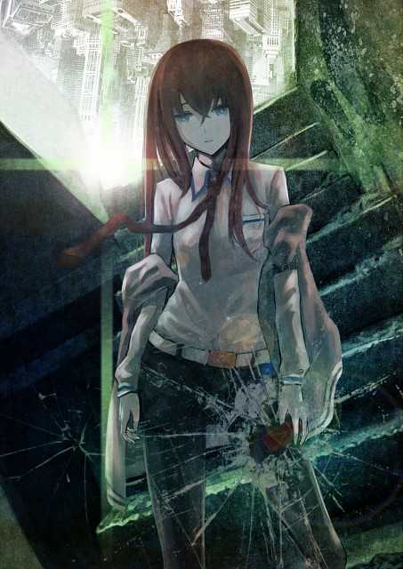 Steins Gate, Kurisu Makise