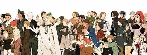 Range Murata, Gonzo, Last Exile, Dunya Scheer, Dio Eraclea
