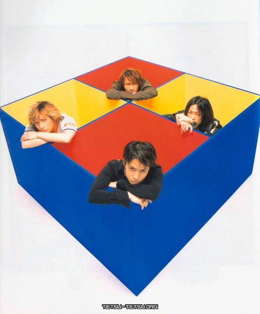 Yukihiro Awaji, Tetsuya Ogawa, Hyde (J-Pop Idol), L'Arc~en~Ciel, Ken Kitamura