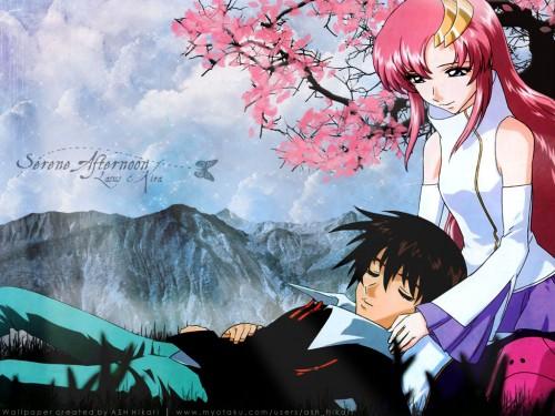 Sunrise (Studio), Mobile Suit Gundam SEED, Lacus Clyne, Kira Yamato, Haro Wallpaper