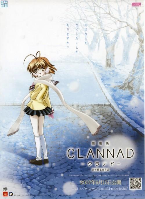 Megumi Kadonosono, Clannad, Nagisa Furukawa