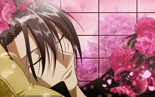Natsuki Takaya, Studio DEEN, Fruits Basket, Hatori Sohma, Vector Art Wallpaper