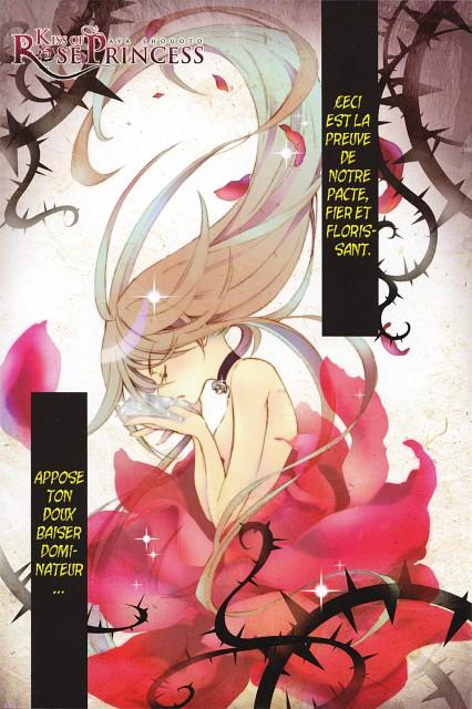 Kiss of Rose Princess, Anise Yamamoto