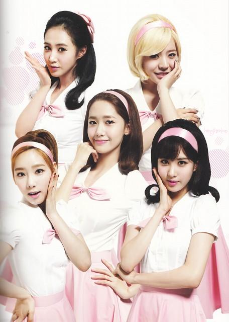 TaeYeon, Sunny, Yuri (Girls Generation), Seohyun, Girls Generation