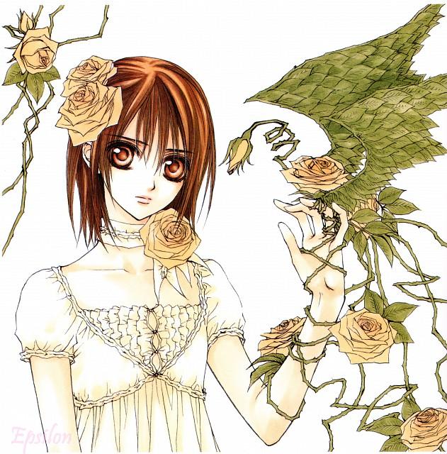 Matsuri Hino, Vampire Knight, Hino Matsuri Illustrations: Vampire Knight, Yuuki Cross
