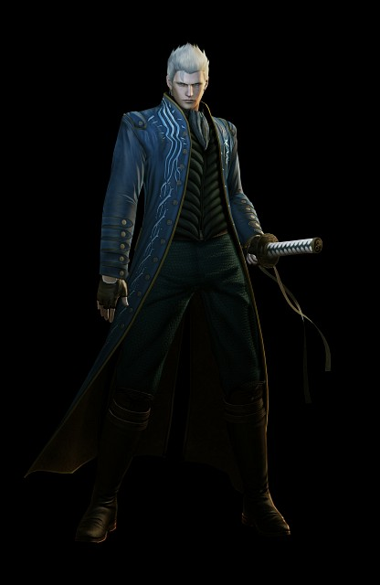 Madhouse, Capcom, Devil May Cry, Vergil