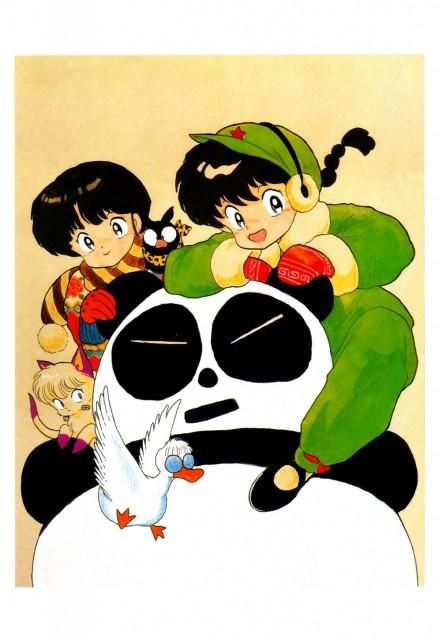 Rumiko Takahashi, Ranma 1/2, Akane Tendo, Mousse (Ranma 1/2), Ryoga Hibiki