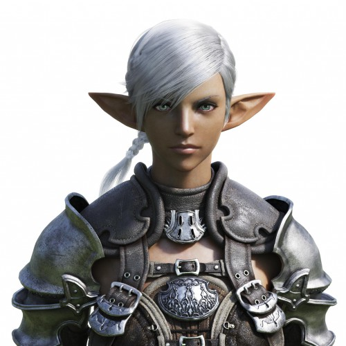 Square Enix, Final Fantasy XIV, Elezen
