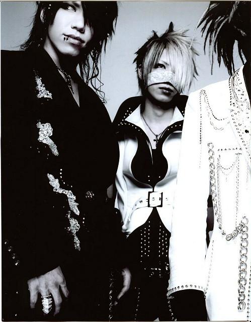 Aoi (J-Pop Idol), Gazette, Reita, Ruki