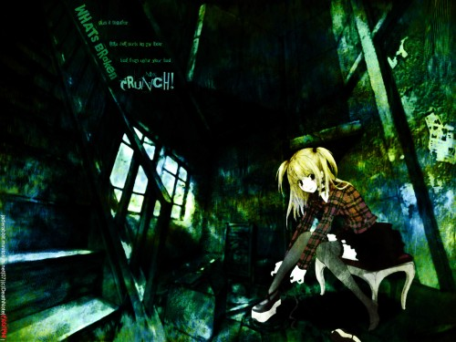 Death Note, Misa Amane, Doujinshi Wallpaper
