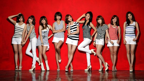 Yuri (Girls Generation), Yoona, Tiffany, Sooyoung, Jessica