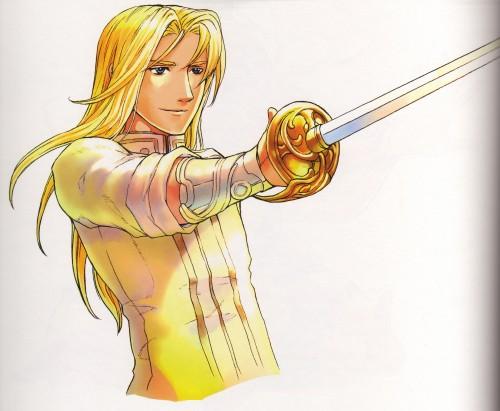 Eiji Kaneda, Sousei no Aquarion, Aquarion Illustrations: Eiji Kaneda Art Works, Sirius de Alisia