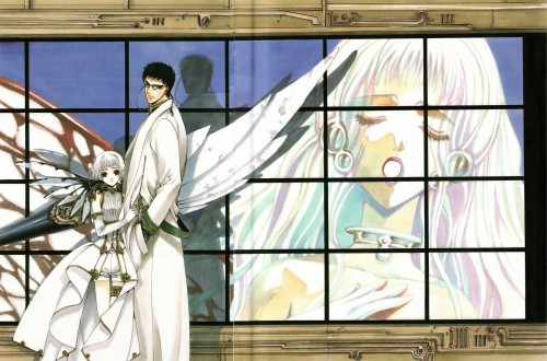 CLAMP, Clover, CLAMP North Side, CLAMP no Kiseki, Oruha