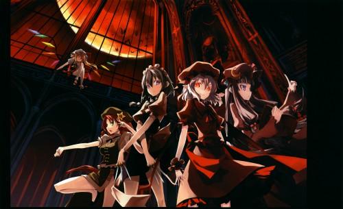 Shingo, Missing Link, the LAST SHOW, Touhou, Flandre Scarlet