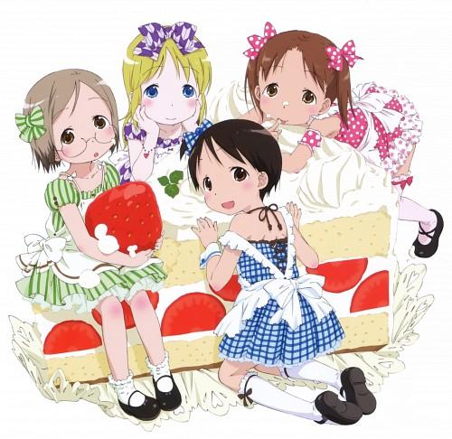 Barasui, Kyuuta Sakai, Ichigo Mashimaro, Candy Rain, Chika Itoh