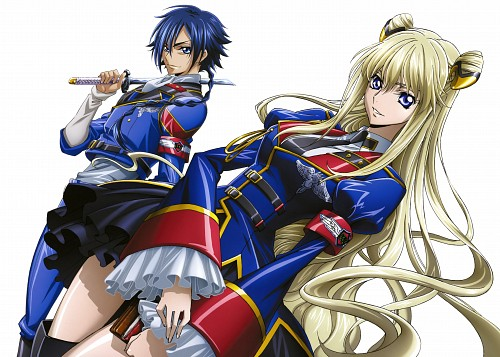 Sunrise (Studio), Akito the Exiled, Code Geass Akito the Exiled Illustrations, Akito Hyuuga, Leila Malcal