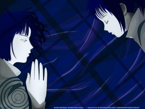 Studio Ghibli, Spirited Away, Chihiro Ogino, Haku (Spirited Away), Vector Art Wallpaper