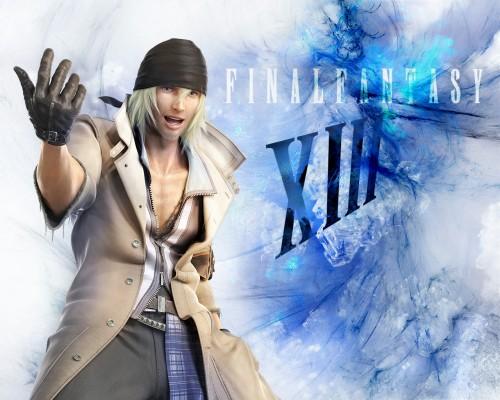 Final Fantasy XIII, Snow Villiers Wallpaper