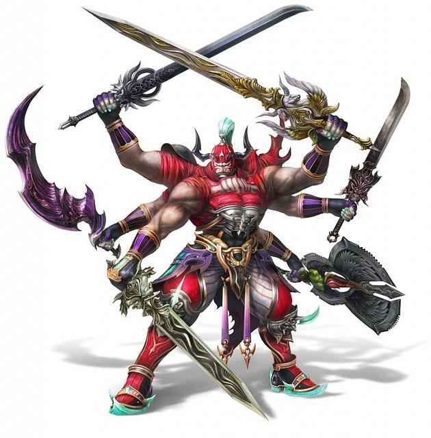 Square Enix, Final Fantasy XIII, Gilgamesh (Final Fantasy)