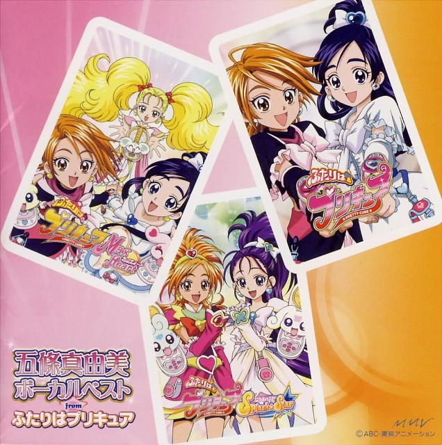 Toei Animation, Futari wa Precure, Precure Splash Star, Mipple, Flappy