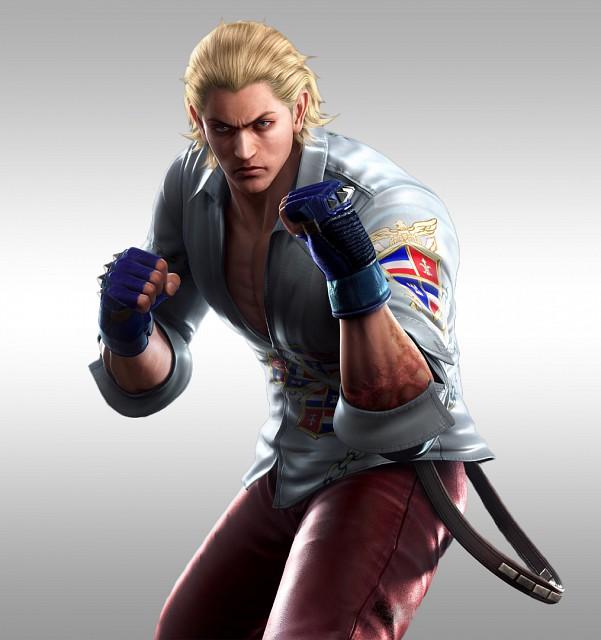 Namco, Tekken, Steve Fox