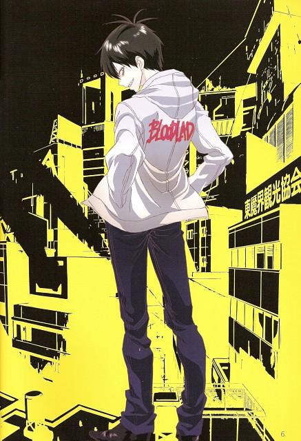 Yuuki Kodama, Blood Lad, Staz