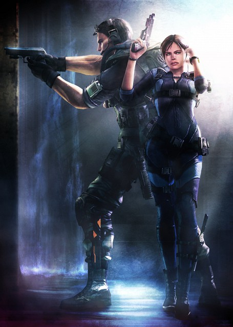 Capcom, Resident Evil: Revelations, Jill Valentine, Chris Redfield