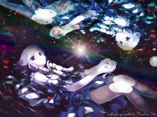 Touhou, Sakuya Izayoi Wallpaper