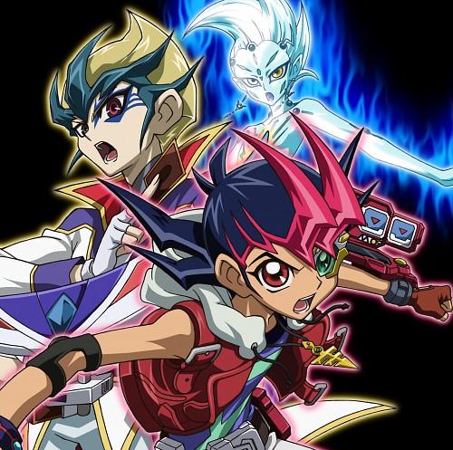 Kazuki Takahashi, Studio Gallop, Yu-Gi-Oh ZEXAL, Astral (Yu-Gi-Oh ZEXAL), Yuma Tsukumo