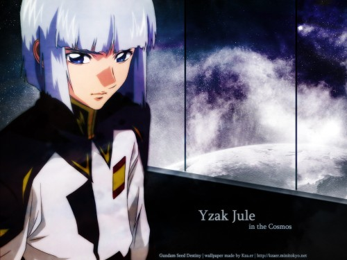 Sunrise (Studio), Mobile Suit Gundam SEED Destiny, Yzak Joule Wallpaper