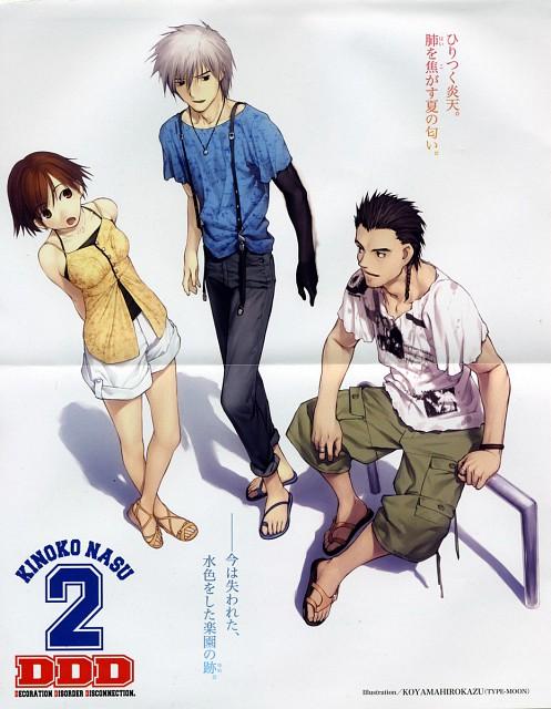TYPE-MOON, DDD, Arika Ishizue
