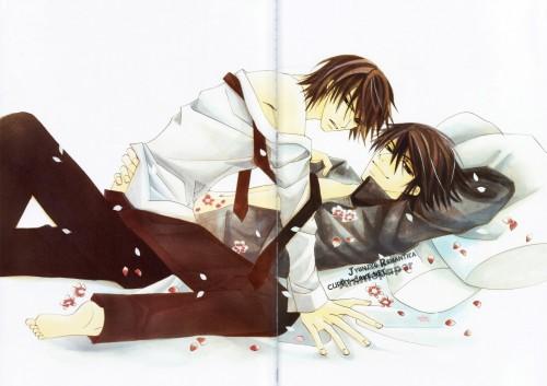 Junjou Romantica, Nowaki Kusama, Hiroki Kamijou