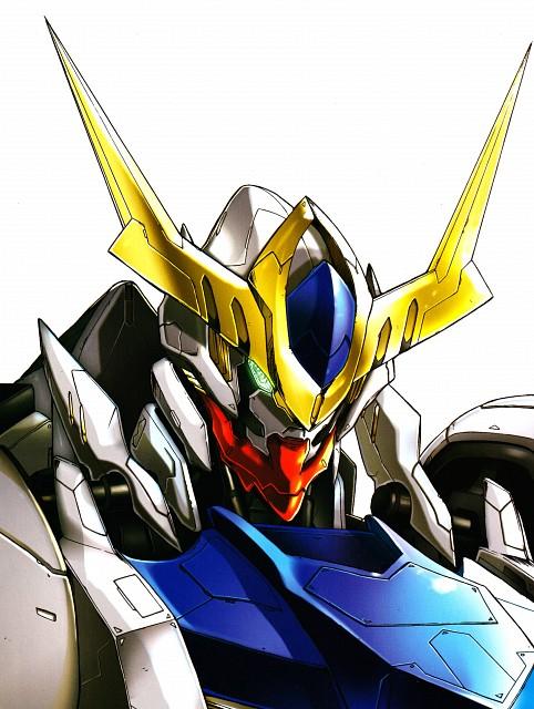 Kazuma Isobe, Sunrise (Studio), Mobile Suit Gundam: Iron-Blooded Orphans, Gundam Ace Iron-blooded Orphans Illustration Collection
