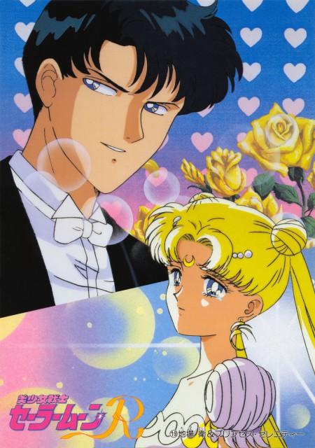 Toei Animation, Bishoujo Senshi Sailor Moon, Prince Endymion, Princess Serenity