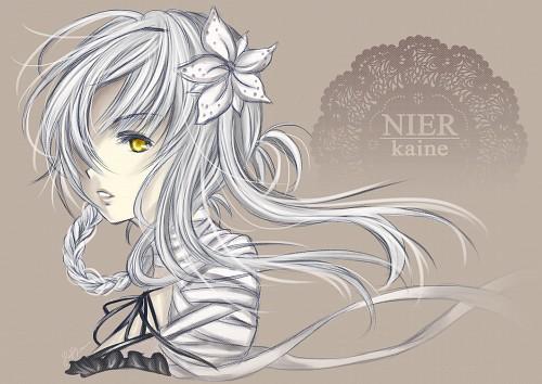 Square Enix, Nier, Kaine (Nier), Member Art