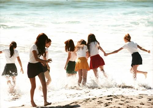 Yuri (Girls Generation), HyoYeon, Sunny, Tiffany, Girls Generation