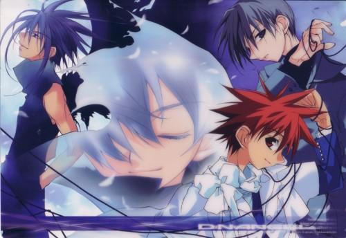 Yukiru Sugisaki, Xebec, D.N.Angel, Daisuke Niwa, Satoshi Hiwatari