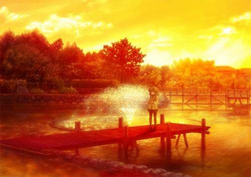 Kyoto Animation, Clannad, Fuko Ibuki