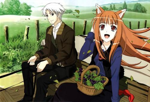 Sasaki Masashi, Spice and Wolf, Kraft Lawrence, Horo