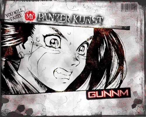 Yukito Kishiro, Gunnm, Alita Wallpaper